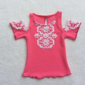 Blusa para Niña Julia Fiucha
