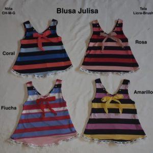 Blusa Julisa